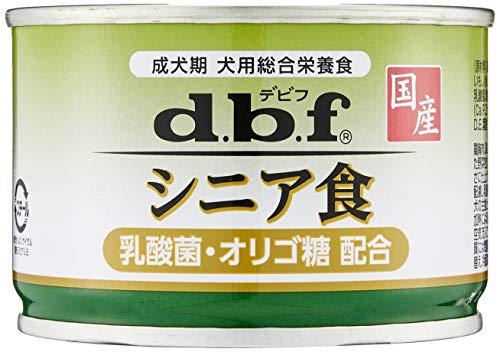 デビフ シニア食 乳酸菌・オリゴ糖配合 150g×6個