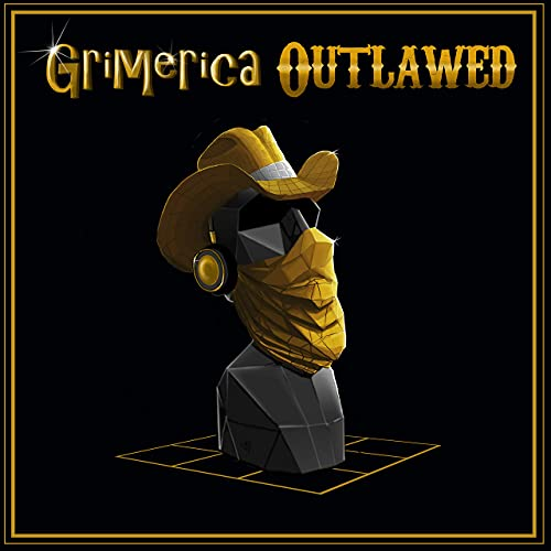 Grimerica Outlawed cover art