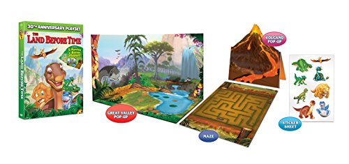 The Land Before Time: 30th Anniversary Playset (5-Movie Collection)