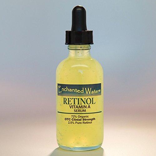 Pure Retinol Vitamin a 2.5% Serum for Anti Aging Wrinkle Acne Facial Face