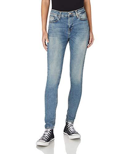 LTB Jeans Damen Amy Skinny Jeans, Blau (Raisa Wash 53226), 27W