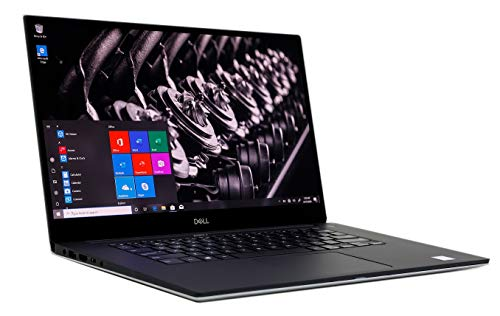 "New Precision 5540 Mobile Workstation Laptop 9th Gen i9-9880H, 8 Core vPro Quadro P2000 4GB 15.6"" 4K UHD Touch Plus Best Notebook Active Stylus Pen (1TB SSD