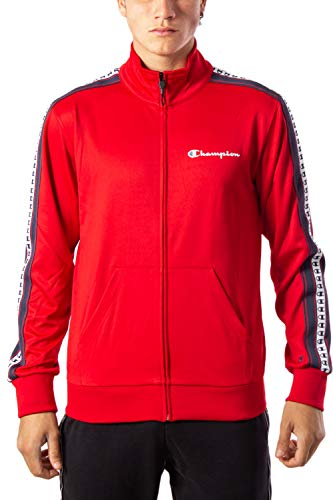 Champion Herren Trainingsjacke Rot S