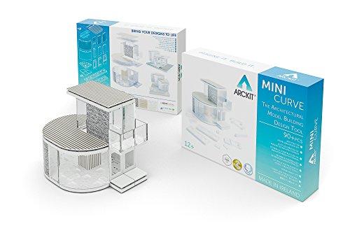 Arckit Mini Curve Architekturmodell Baukastens