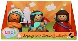 LUDI Indians Collector Bath Sprayers