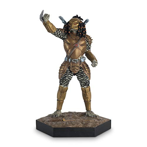 Alien & Predator Colección Oficial de Figuras Nº 46 Top Knot Predator