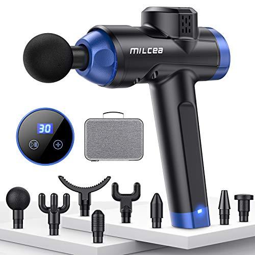 MassageGun, Deep Tissue Massager Muscle Massage Gun with 30 Speeds 8...