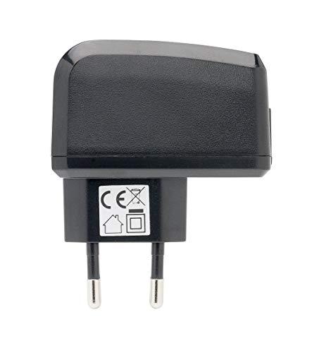 Slabo USB-Adapter Netzteil für Lenovo Tab M10   Tab M10 FHD Plus   Tab4 8 Plus   Tab4 10 Plus Ladegerät Reiseladegerät Charger Ultra-Slim - SCHWARZ   Black