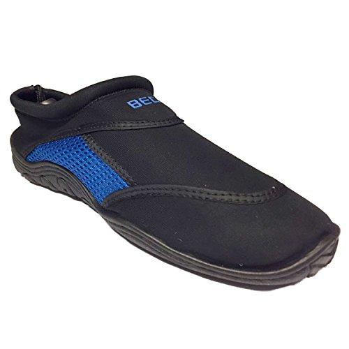 Beco Surf und Badeschuhe Schuhe, blau/Schwarz, 43