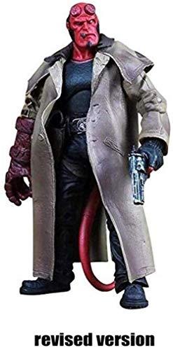 lucky boy Hellboy Figur Spielzeug Geburtstagsgeschenk Hellboy Action Figure Sammlerstück Kind