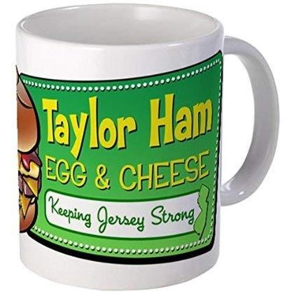 Taza de 11 onzas Taylor Ham Egg Cheese Mug