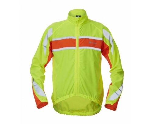 Polaris Bikewear - Veste de sport - Homme - Jaune - yellow/orange - Large