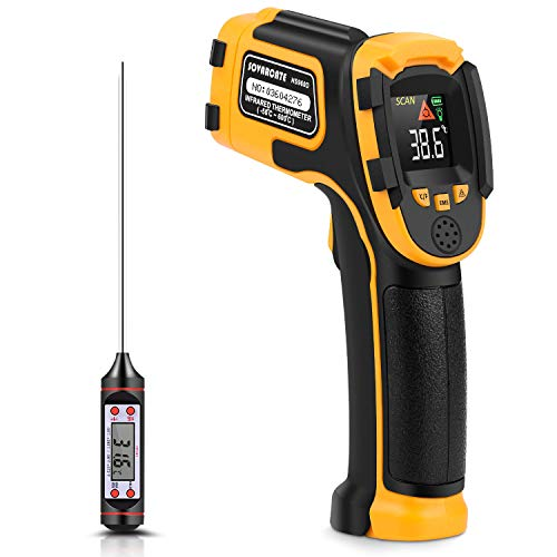 Infrared Thermometer Non-Contact Digital Laser Temperature...