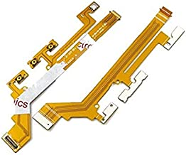 Starware Power Switch On Off Key Button Flex Cable Part Compatible with Sony Xperia M2