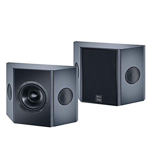 Magnat 148310 Cinema Ultra RD 200-THX (Paar) Lautsprecher schwarz