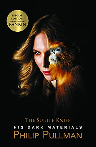 His Dark Materials 2: The Subtle Knife. Rankin Cover Edition