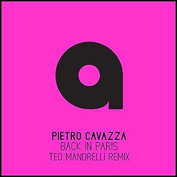 Back in Paris (Teo Mandrelli Remix)