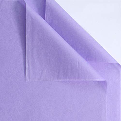 SZQ-Inpakpapier Effen kleur Packaging Materials, dun en licht 50st Decorative Material Kerstmis Valentijnsdag handgeschept papier Origami Cadeaupapier (Color : C, Size : 75CM*50CM)