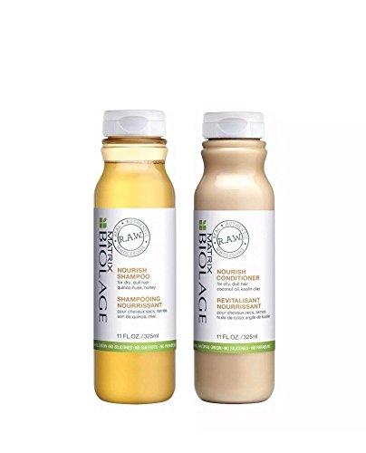 Matrix Biolage R.A.W. Nourish Shampoo and Conditioner Duo by Matrix Biolage