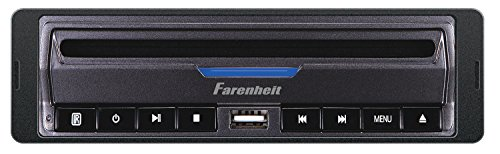 Farenheit DVD-39 1-DIN DVD Player (with 32GB USB)