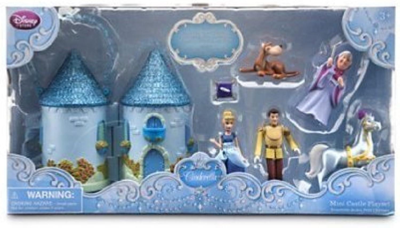 Disney Cinderella Mini Castle Play Set by Disney