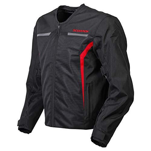 ScorpionExo Men's Drafter II Jacket (Red)