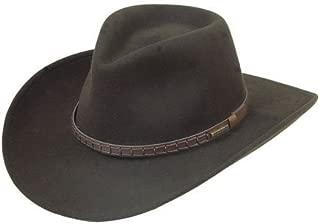 Stetson Men's Sturgis Pinchfront Crushable Wool Felt Hat - Twstgs-813008 Cordova