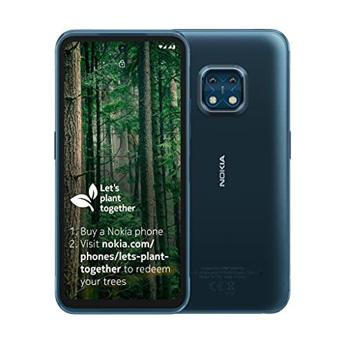 Nokia XR20 6.67 pollici Android UK SIM Free Smartphone con connettività 5G - 4 GB di RAM e 64 GB di memoria (doppia SIM) - Granite Grigio
