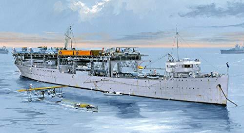 Trumpeter (TRUQR) - Maqueta de barco USS Langley AV-3