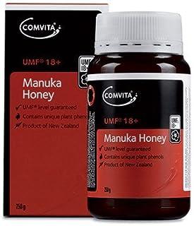 Comvita Manuka Honey Certified UMF 18+ 250g   New Zealand's #1 Manuka Brand   Authorized Dealer SG