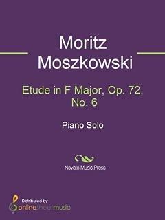 moszkowski etude op 72 no 6