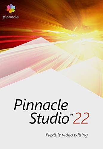 Pinnacle Studio 22 | Standard | PC | Codice d'attivazione per PC via email