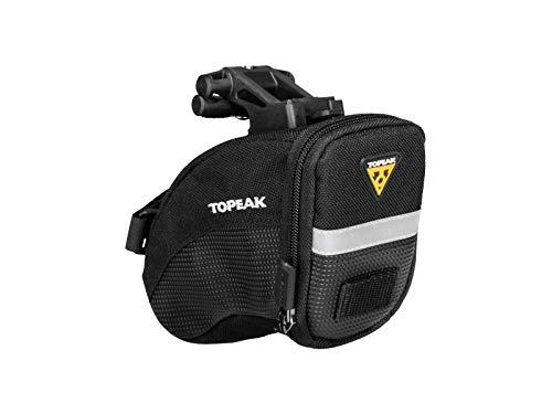 Topeak Aero Wedge Pack Fahrrad Sattel Tasche, 15000006, Größe small