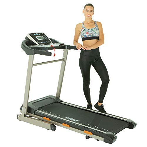 ProGear BT5000 Foldable Electric Treadmill with Goal Setting Computer