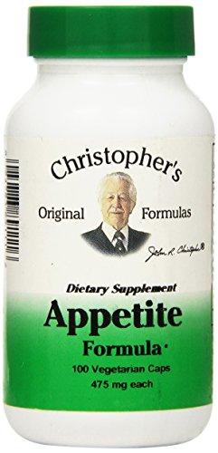Dr Christopher's Formula Appetite, 100 Count
