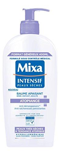 Mixa Intensif Peaux Sèches Baume Apaisant Atropine 400 ml