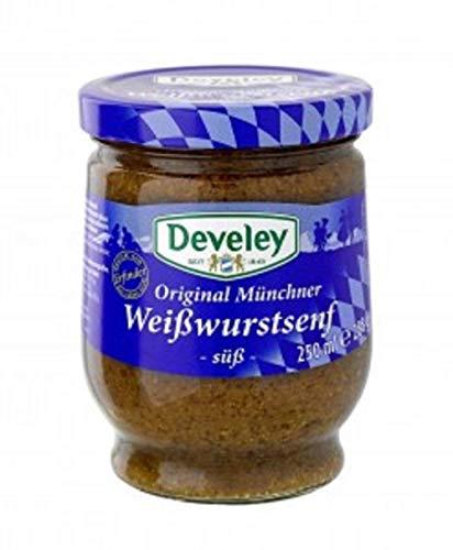 Develey Original Münchner Weißwurstsenf - 250ml