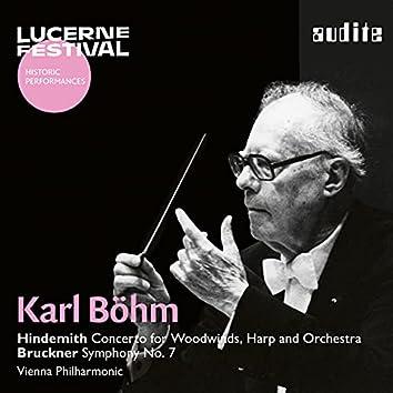 Karl Böhm conducts Hindemith & Bruckner