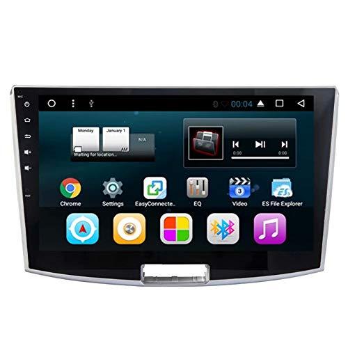 TOPNAVI 2Din Auto Vidéo pour VW CC/Cabrio-Coupe 2013 2014 2015 2016 2017 2018 Android 7.1 Voiture Radio Stéréo GPS Navigation WiFi 3G RDS Lien Lien Audio