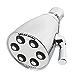 Speakman S-2252 Signature Brass Icon Anystream High Pressure Adjustable Shower Head, Polished Chrome (Renewed)