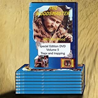 Survivalist DVD Library (8 Survival DVDs)