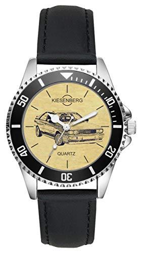 KIESENBERG Uhr - Geschenke für Quattro Oldtimer Fan L-4051