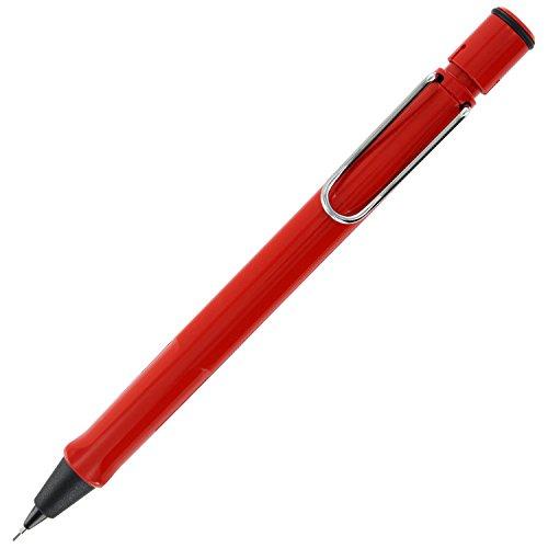 LAMY Safari Red 0.5mm Mechanical Pencil (L116)
