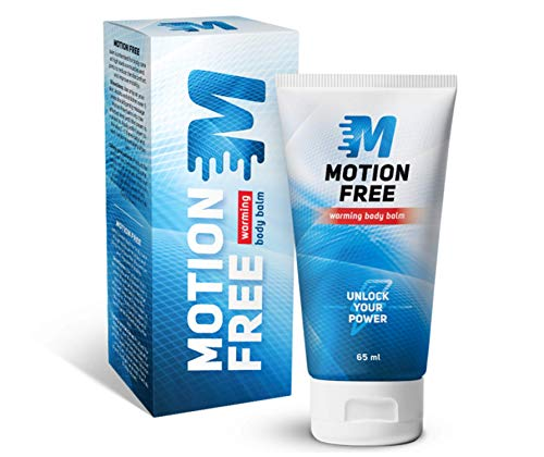 MOTION FREE WARMING BODY BALM- For Joint and Muscle pain- By Hendel's Garden- SOLD BY DORIVIT.