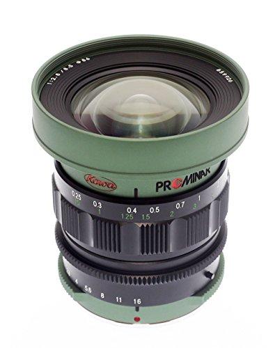 Kowa PROMINAR–Weitwinkelobjektiv, 8.5mm f2.8MFT, grün
