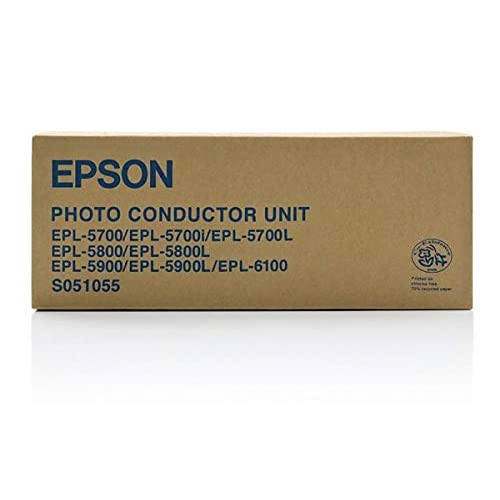 Epson EPL 5800 (S051055 / C 13 S0 51055) - original - Drum kit - - 20.000 Pages