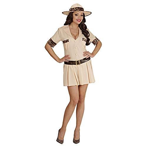 WIDMANN Widman - Disfraz de tropical para mujer, talla UK 10-12 (W7470-M)