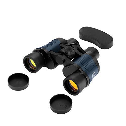 Best Optics Binoculars, 60X60 Zoom Day/Night Vision Outdoor HD Binoculars Hunting Telescope + Case Set, Hd Low-Light Night Vision for Camping/Bird Watching/Outdoor Hunting/Travel/Sightseeing (Black)