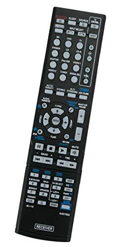 ALLIMITY AXD7622 Fernbedienung Ersatz für Pioneer AV Receiver VSX-42 VSX-421 VSX-519-V VSX-520 VSX-521 VSX-522 VSX-523 VSX-524 VSX-819H VSX-821 VSX-822-K VSX-823-K VSX-921 HTP-071