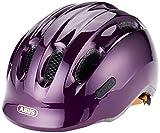 Abus 77548-2 Casco Bicicleta, Unisex Adulto, Rosa (Royal Purple), S (45-50 cm)